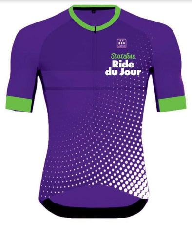 Women's - Ride Du Jour Ice Summer Jersey - Classic Cycling