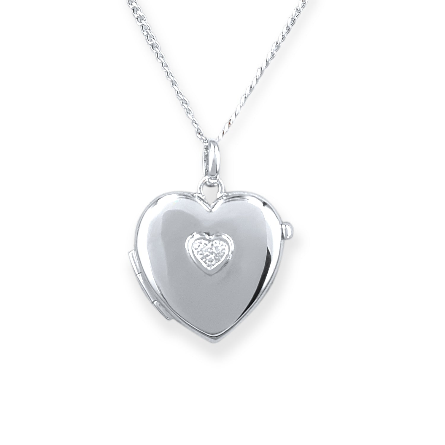 P-HEART-LOCKET