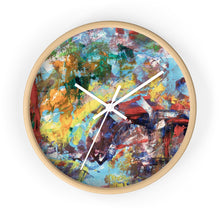 Load image into Gallery viewer, Wall clock - Power - Liyri Art