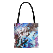 Load image into Gallery viewer, Tote Bag - Ice - Liyri Art