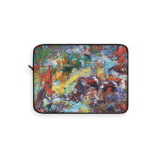 Load image into Gallery viewer, Laptop Sleeve - Power - Liyri Art