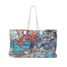 Load image into Gallery viewer, Weekender Bag - Mix - Liyri Art