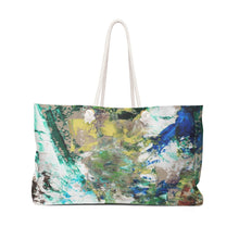 Load image into Gallery viewer, Weekender Bag - Angel - Liyri Art