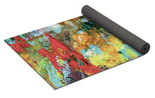 Load image into Gallery viewer, Yoga Mat - Power - Liyri Art