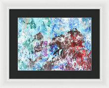 Load image into Gallery viewer, Framed - Ice - Liyri Art