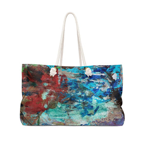 Weekender Bag - Angel - Liyri Art