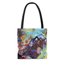 Load image into Gallery viewer, Tote Bag - Power - Liyri Art