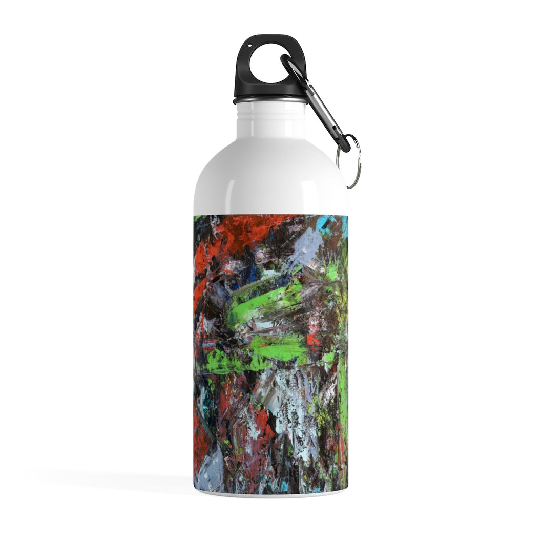 Water Bottle - Motion - Liyri Art