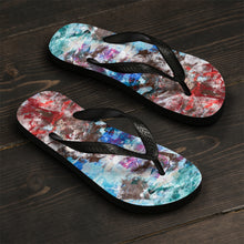 Load image into Gallery viewer, Flip-Flops - Ice - Liyri Art