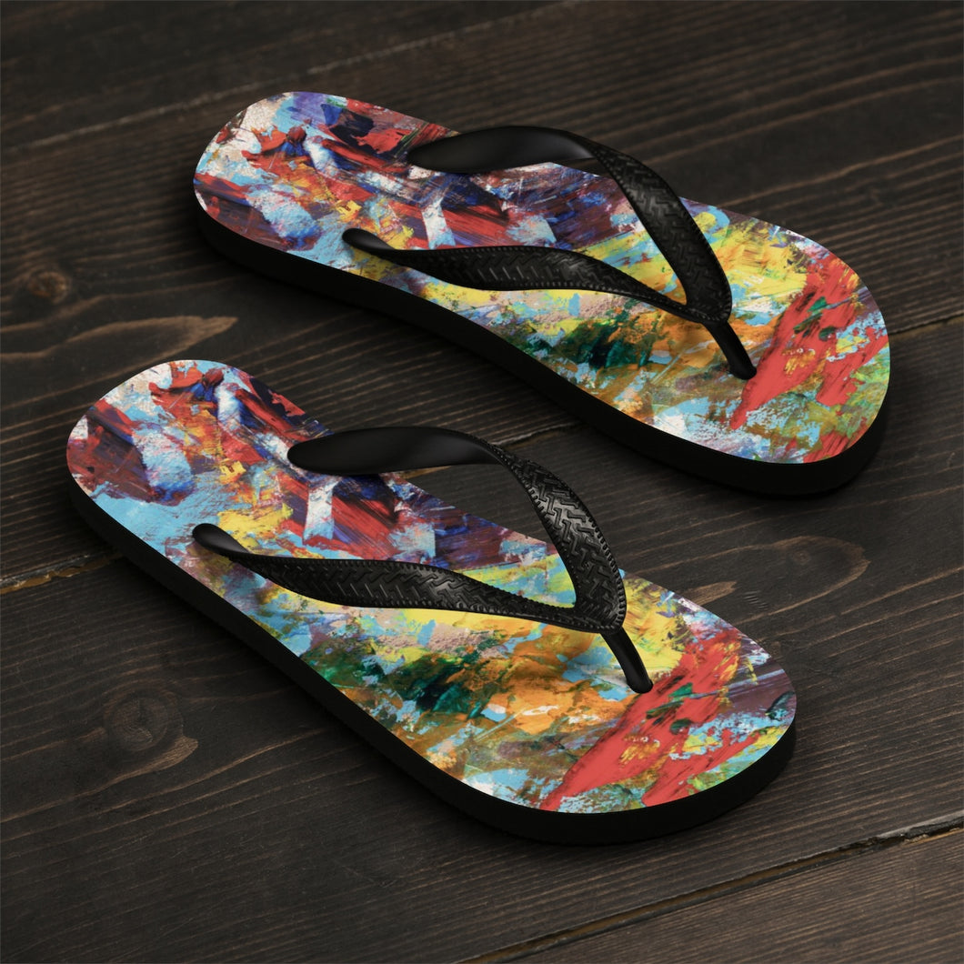 Flip-Flops - Power - Liyri Art