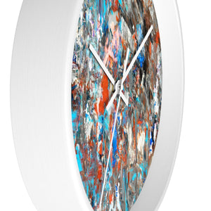 Wall clock - Mix - Liyri Art
