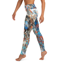 Load image into Gallery viewer, Yoga Leggings - Mix - Liyri Art