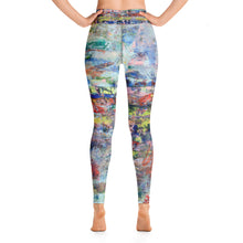 Load image into Gallery viewer, Yoga Leggings - Spirit - Liyri Art