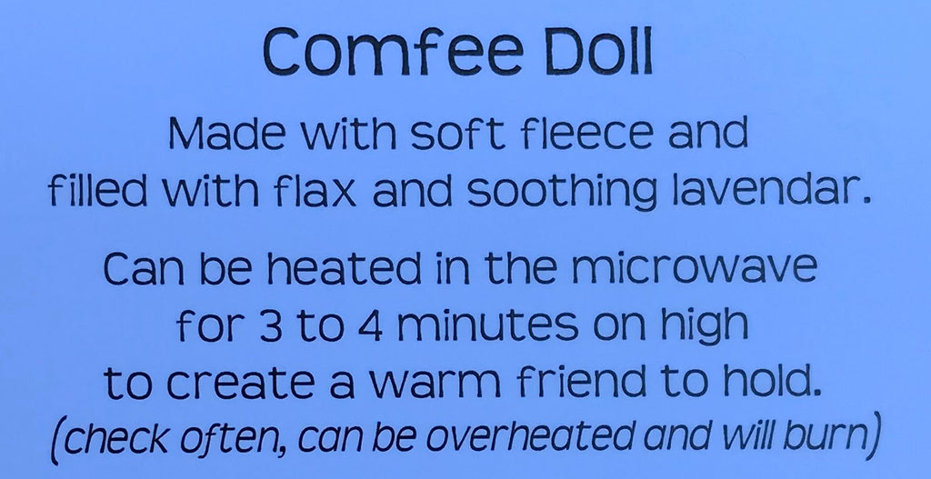 Comfee Doll - Solid Colors
