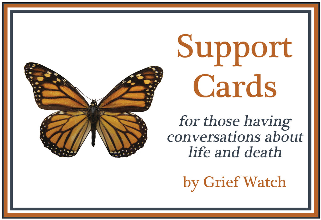 Life and Death Support Cards