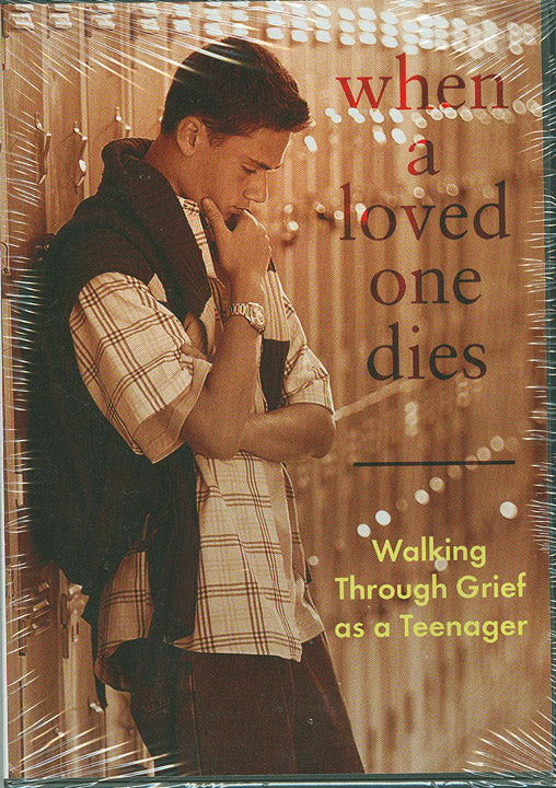When a Loved One Dies - DVD