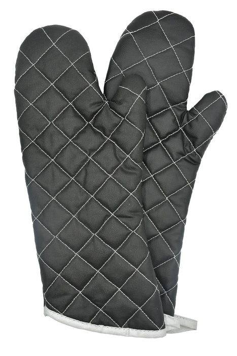 Cotton Oven Gloves, Heat Resident Gloves for BBQ Baking Cooking Microwave