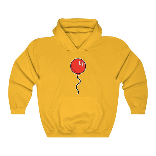 OFFICIAL LOW LIFE RED BALLOON Unisex Heavy Blend™ Hooded Sweatshirt