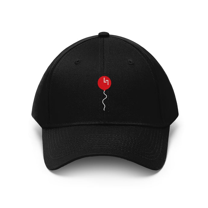 ORIGINAL LOW LIFE RED BALLOON Unisex Twill Hat