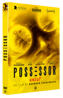 "DVD ""Possessor"""