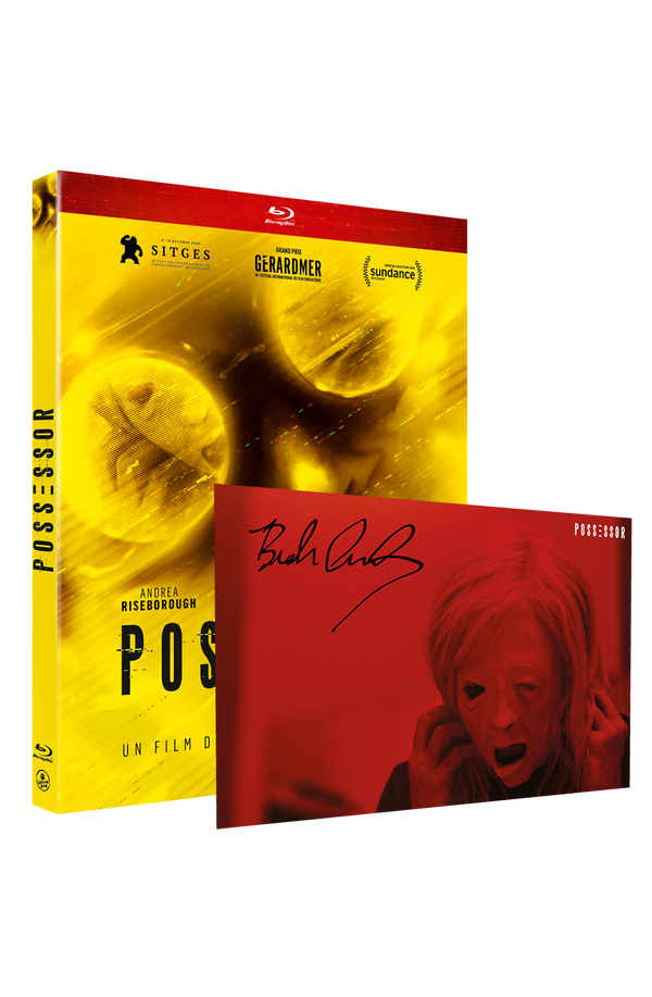 "Blu-Ray Collector ""Possessor"""
