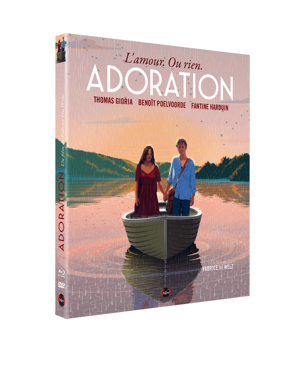Adoration : Digipack collector + Livre