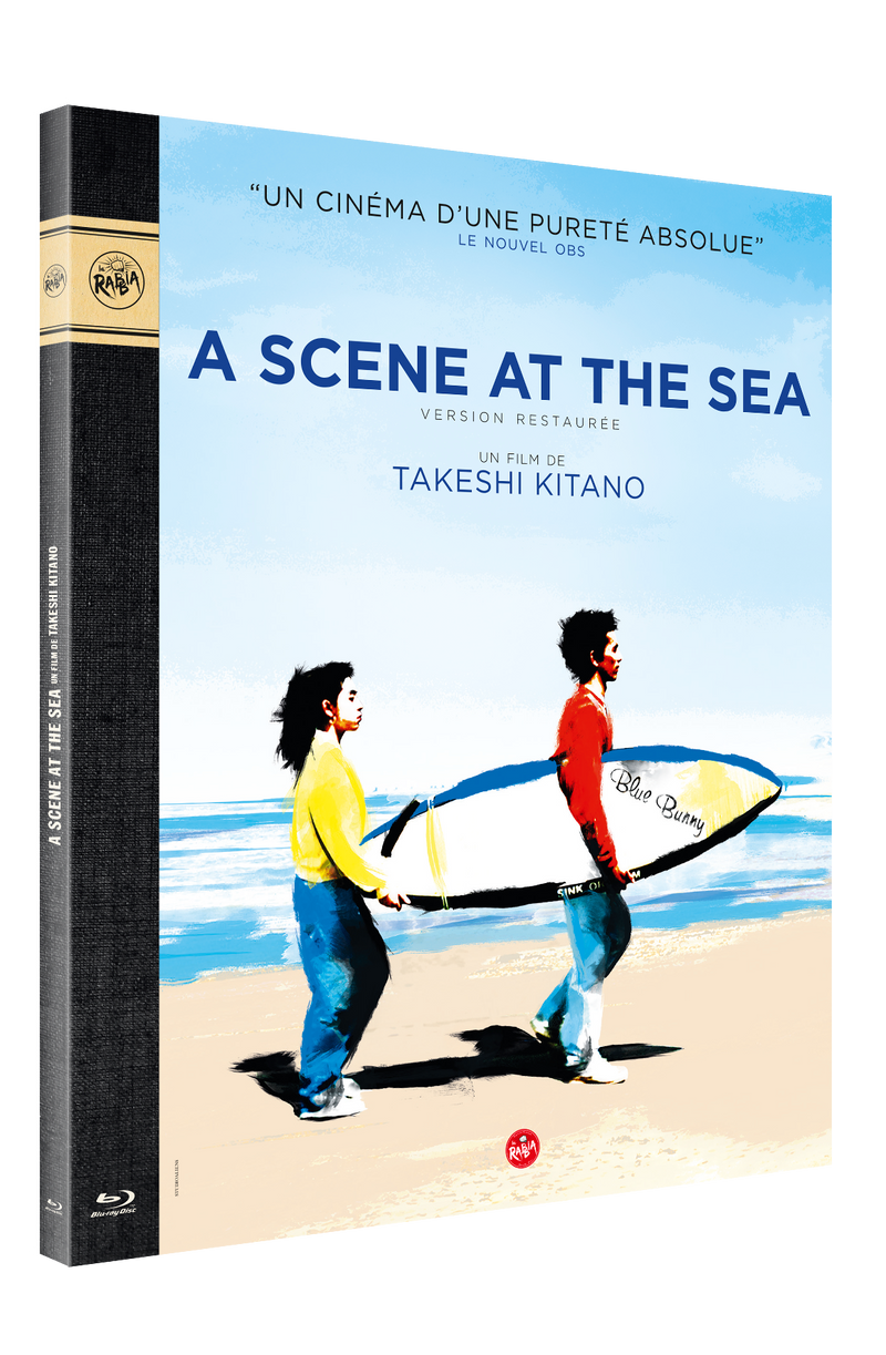 "Blu-Ray Digipack ""A Scene at The Sea"""