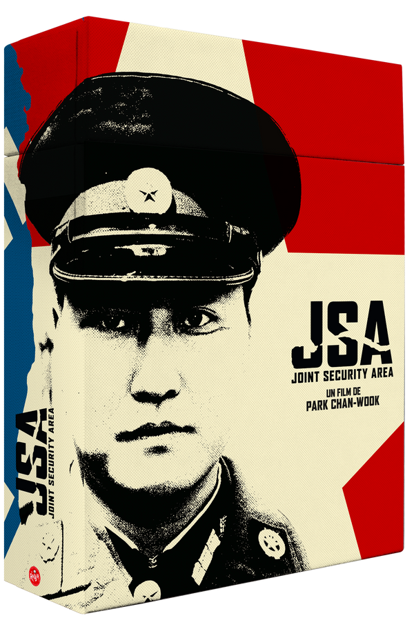 "Coffret collector ""JSA : Joint Security Area"""