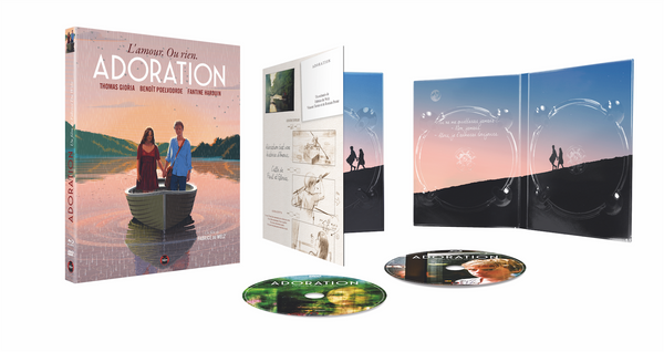 "Digipack collector ""Adoration"""
