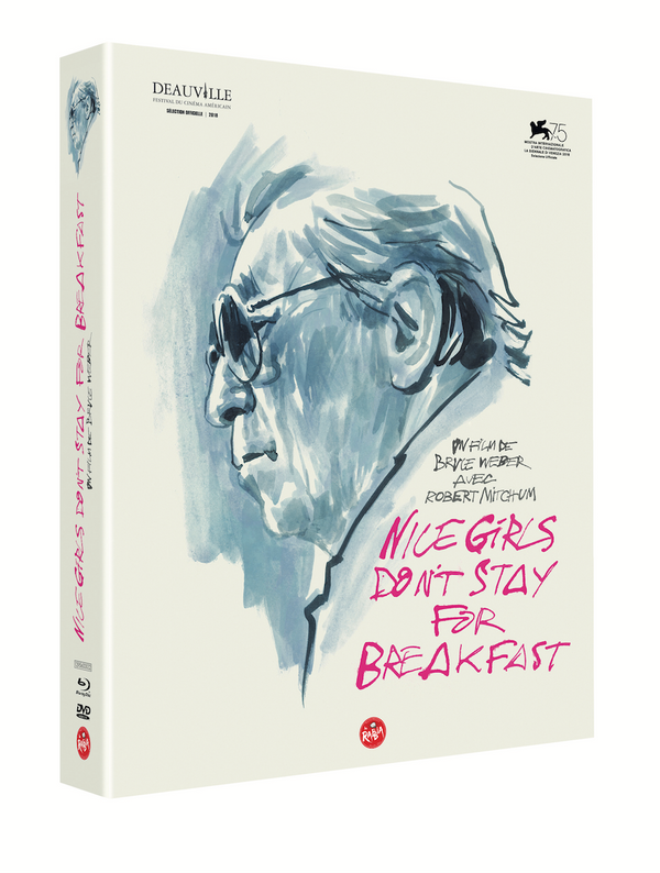 "Digipack collector ""Nice Girls Don't Stay For Breakfast"""