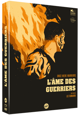 Digipack collector (DVD + Blu-Ray) : L'Ame des Guerriers
