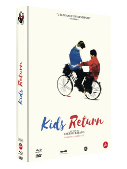 "Médiabook ""Kids Return"""