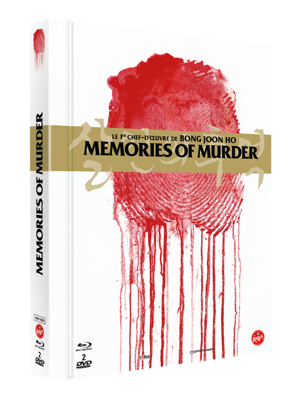 "Médiabook ""Memories of Murder"""