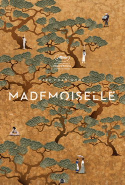 "Affiche Collector ""Mademoiselle"""