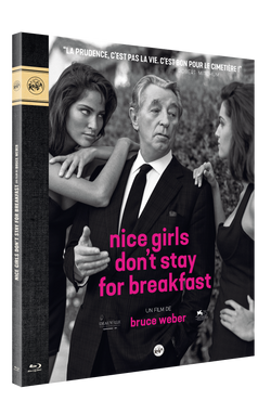 "Blu-Ray Digipack ""Nice Girls Don't Stay for Breakfast"""