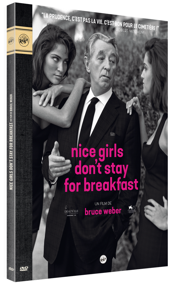 "DVD Digipack ""Nice Girls Don't Stay for Breakfast"""