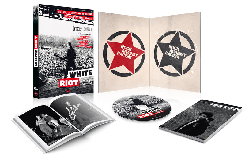 "Digipack collector (DVD) ""White Riot"""