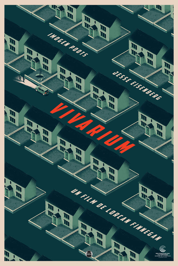 "Affiche collector ""Vivarium"""