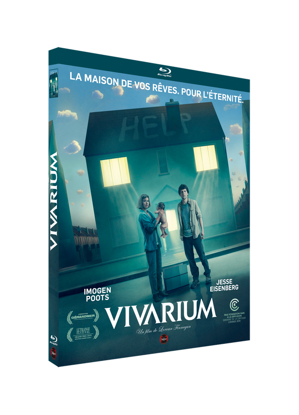 Vivarium : Affiche collector + Blu-Ray du film