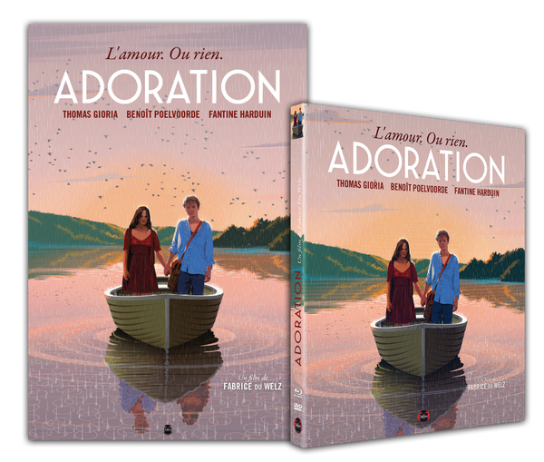 Adoration : Digipack collector + Affiche collector