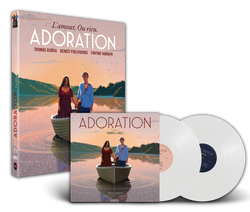 Adoration : Digipack collector + Vinyle