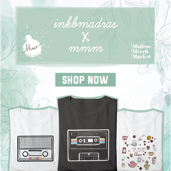 Inkbmadras x MMM Collection