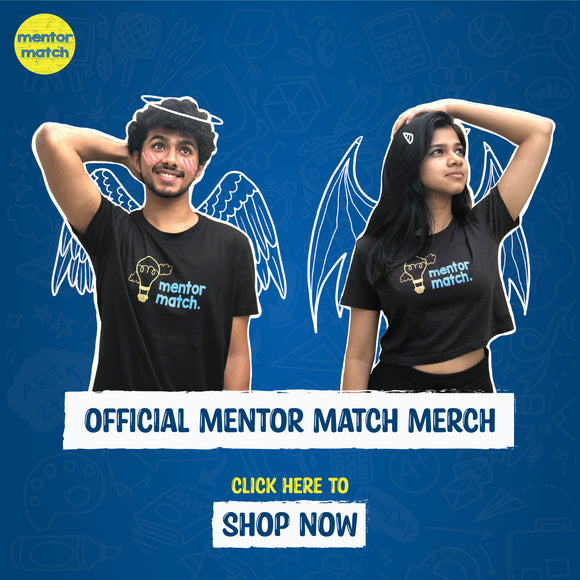 Official Mentor Match Merch