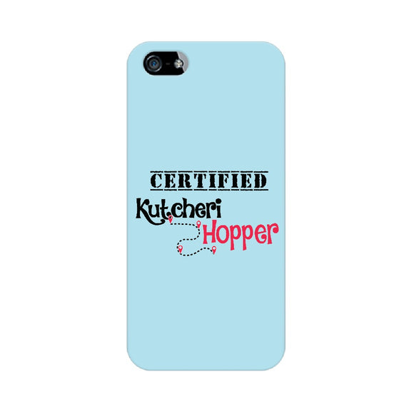 Certified Kutcheri Hopper Phone Cover (Apple, Samsung, Vivo and OnePlus) - Madras Merch Market