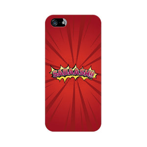 Sabaash Phone Cover (Apple, Samsung, Vivo and OnePlus) - Madras Merch Market