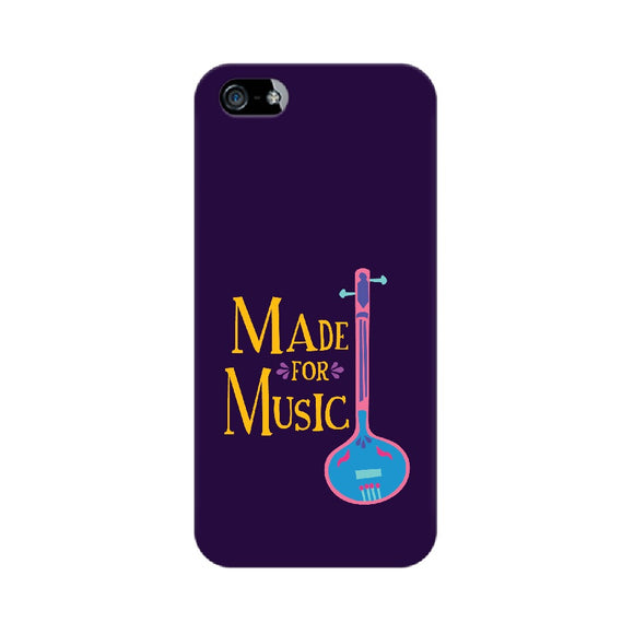 Made for Music Colour-pop Phone Cover (Apple, Samsung, Vivo and OnePlus) - Madras Merch Market
