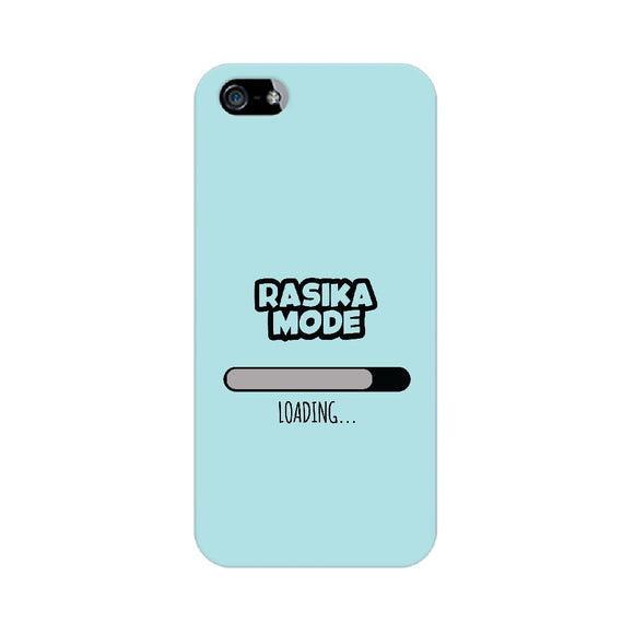 Rasika Mode Loading Phone Cover (Black Text) (Apple, Samsung, Vivo and OnePlus) - Madras Merch Market