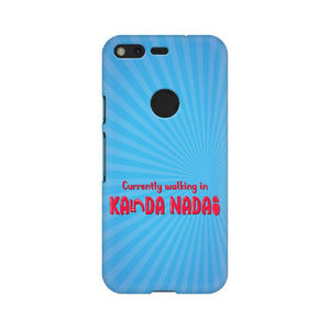 Kanda Nadai Phone Cover  (Google Pixel, Oppo, Sony Xperia, Nokia, Huawei Honor, Moto and Xiaomi Redmi) - Madras Merch Market
