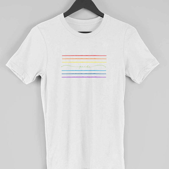 Pride T-shirt - Unisex - Madras Merch Market