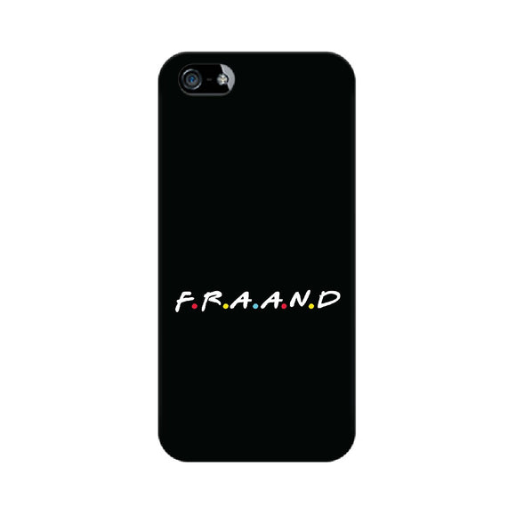 F.R.A.A.N.D Phone Cover (Apple, Samsung, Vivo and OnePlus) - Madras Merch Market